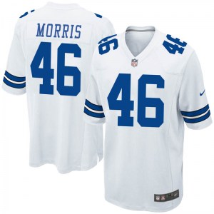 Nike Alfred Morris Dallas Cowboys Game White Jersey - Youth
